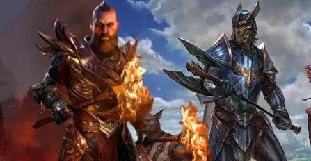 Elder Scrolls Online: Best Weapons For Dragonknights