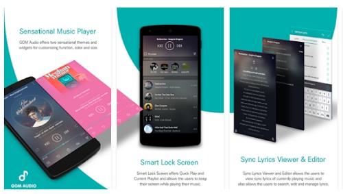 Aplikasi Pemutar Musik Android yang Bisa Menampilkan Lirik