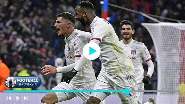 Olympique Lyonnais vs Lille – Highlights