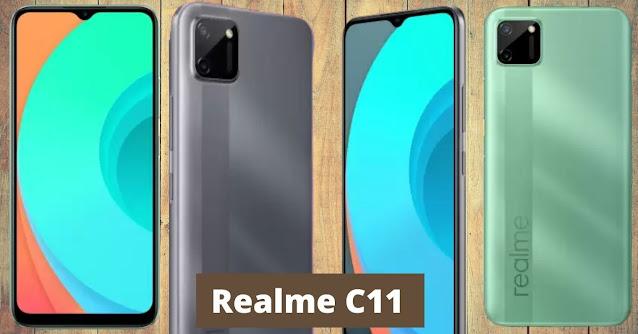 Realme C11