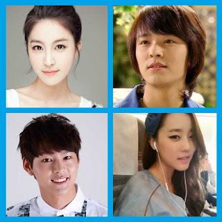 Start Again Korean Drama Main Cast
