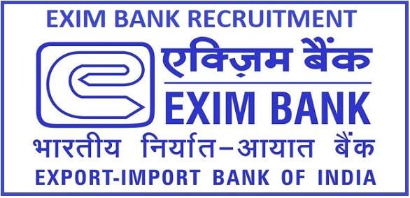 Exim Bank Specialist Officer Recruitment 2020
