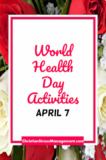 World Health Day Activities April 7