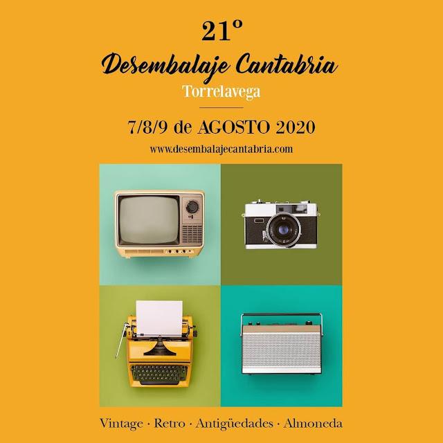 21 edición del desembalaje de Cantabria en Torrelavega