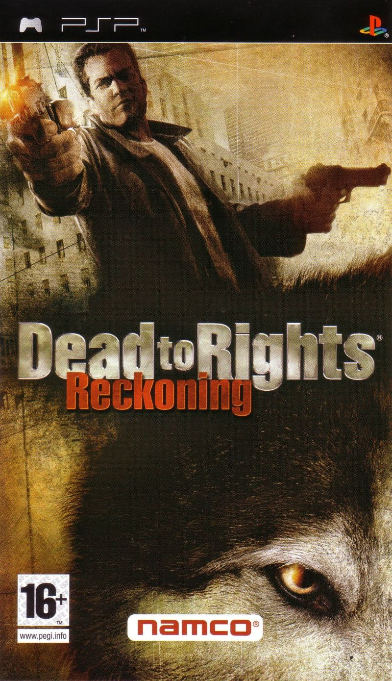 ROMs - Dead to Rights - Reckoning (Português) - PSP Download