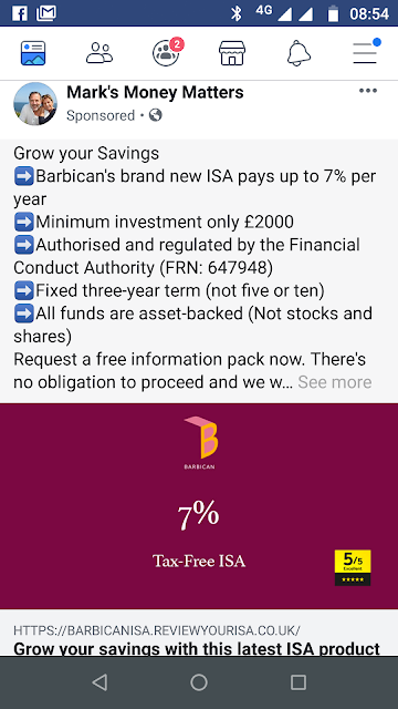 Barbican ISA Bond Review - Is it a Scam?