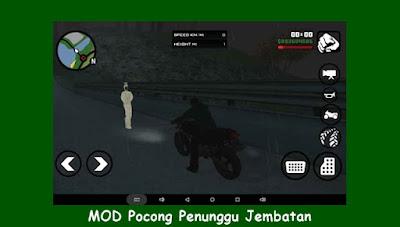 MOD Pocong Penunggu Jembatan Gta Android