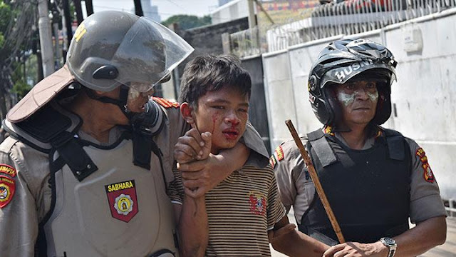 Pernyataan Sikap Eksponen 98 Sumatera Barat Terkait Tindakan Represif Aparat