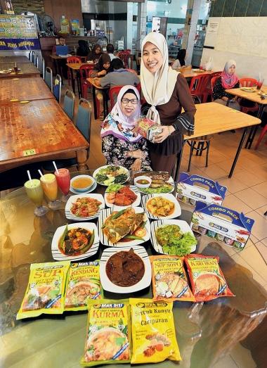 Rempah Ratus Mak Siti Semakin Dikenali Ramai