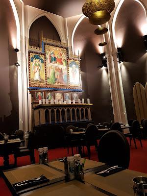 sleep in a church belgium