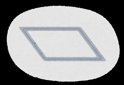 天井点検口のイラスト(閉じた状態)