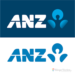 Bank ANZ Logo Vector