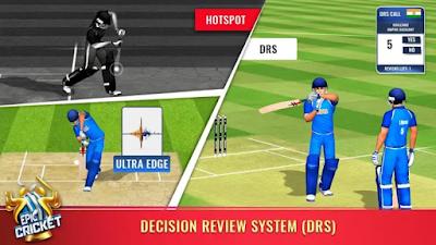 Epic Cricket Snickometer & Hotspots