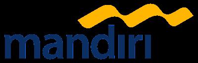 bank mandiri logo