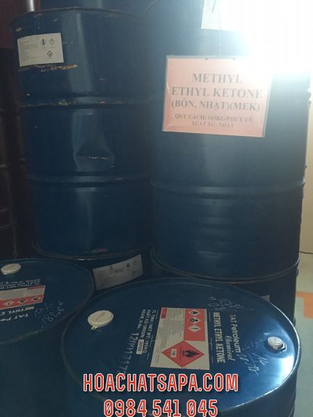 Dung môi công nghiệp Methyl Ethyl Ketone | MEK