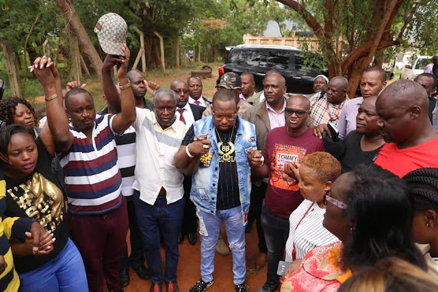 DPP Hajji to withdraw charges against Mikes Sonko, Police commander successful withdrew his assault charges at Voi law courts