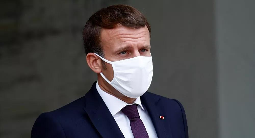 فرنسا تعلق على حادثة صفع ماكرون