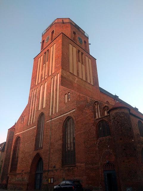 Wolgast - kościół