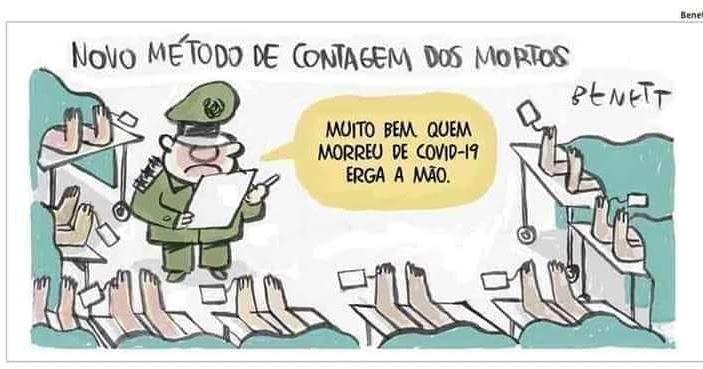 JOSÉ PEDRIALI: Bolsonaro militarizou a Saúde e a fez subserviente à sua  demência