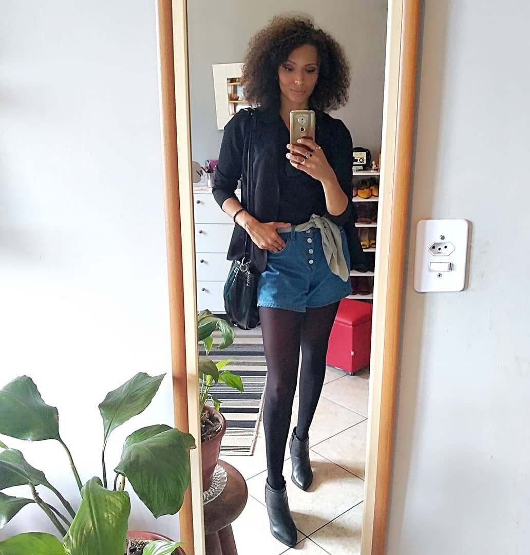 Como Usar: Shorts No Inverno