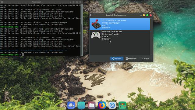 Gamepad Terios X3 XBOX mode on Ubuntu