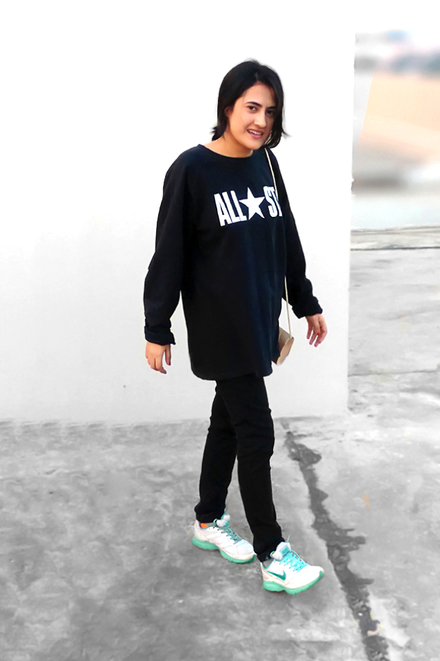 chuck taylor all star sweatshirt,dheera joshi
