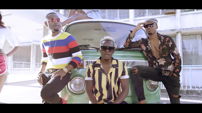 VIDEO | Willy Paul Ft Alikiba & Ommy Dimpoz - Nishikilie (Official Video) Mp4 DOWNLOAD
