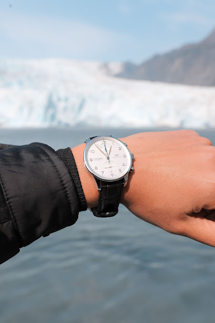 IWC Leo Chan Glacier