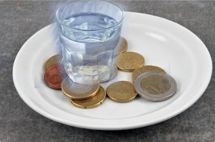 Заговоренная вода принесет богатство