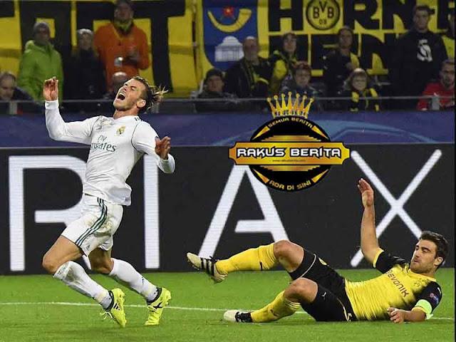 Cedera Berkali-Kali, Bale Absen Sekali Setelah Main Dua Kali Di Madrid