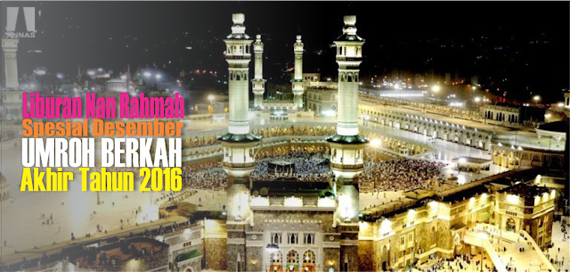 Biaya Paket Umroh Bulan Desember 2016 by Saudi Airlines | Travel Umroh Alhijaz Jakarta Timur