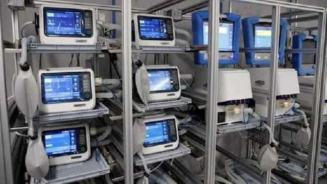 Saudi Arabia to Produce 1,000 Ventilators per Week in the Kingdom