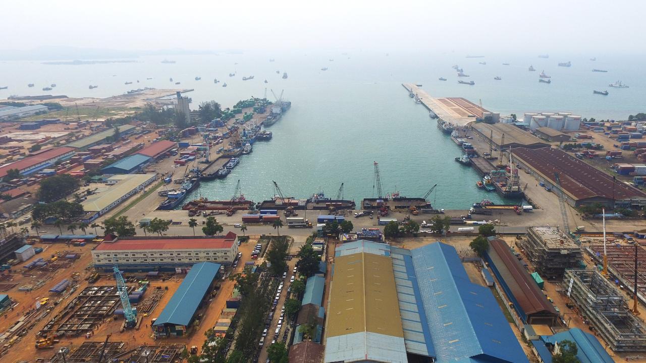 Ekspor Hasil Industri Kepri Pada Triwulan I 2021,  79 Persennya Berasal Dari  Ekspor Hasil Industri dari Batam