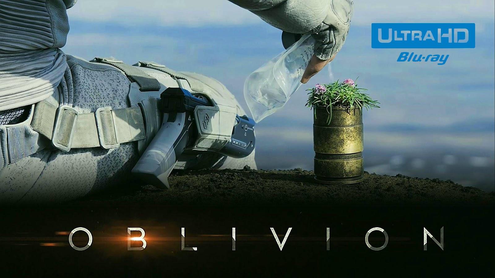 Oblivion 4K Blu-ray