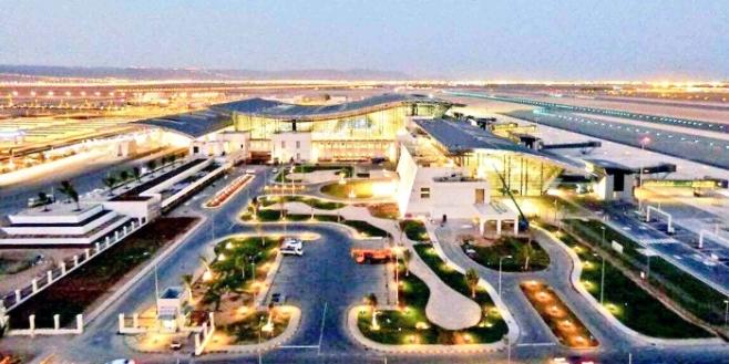 مطار صلالة الدولي Salalah International Airport
