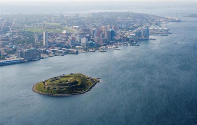 Pulau Georges Kanada
