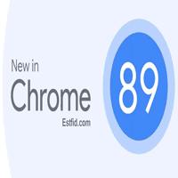 متصفح جوجل كروم 89
