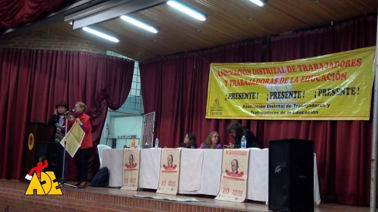 Asambleas por UPZ - Ciudad Bolívar ¡A participar!