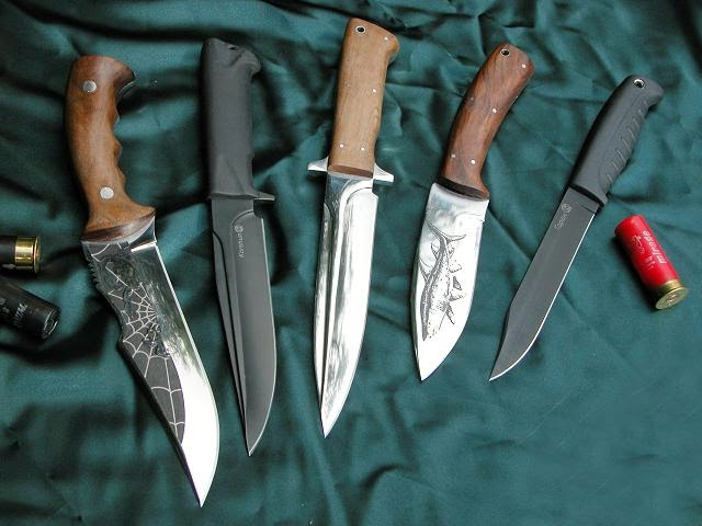 Blog Fuad Informasi Dikongsi Bersama 8 Bizarre Knife