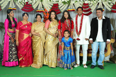 Actress Sanghavi engagement