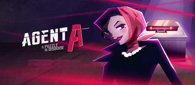 Agent A: A puzzle in disguise apk indir
