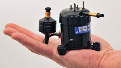 10 Komponen pada Mesin Refrigasi/Mesin Pedingin