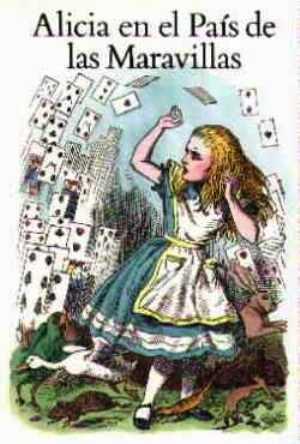 Alicia en el país de las maravillas – Lewis Carroll