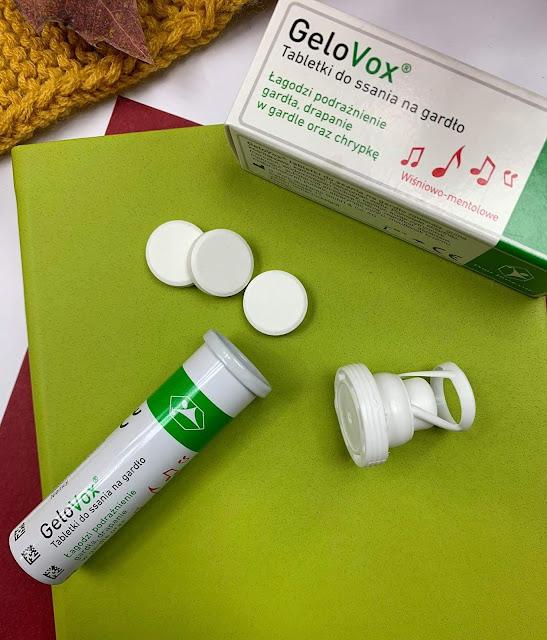 GeloVox - ratunek dla Twojego gardła