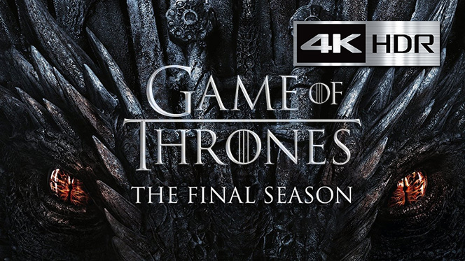Game of Thrones Temporada 8 (2019) 4K UHD [HDR] Latino-Castellano-Ingles