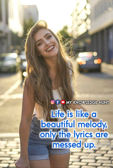 Short Cute Quotes & Sayings