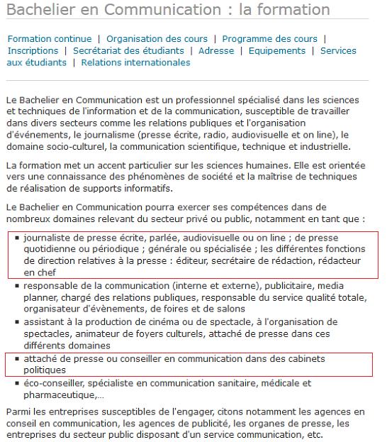 communication dans le secteur sanitaire