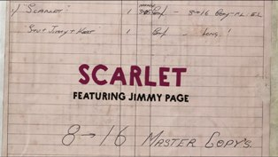 Scarlet Lyrics - The Rolling Stones Ft. Jimmy Page