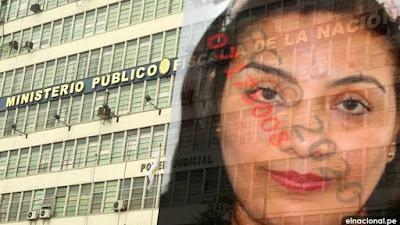 Fiscalía investiga a Karem Roca por compra inmuebles que superan sus ingresos