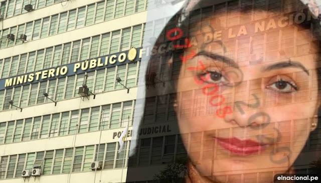 Fiscalía investiga a Karem Roca por compra inmuebles